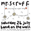 Mr Scruff live DJ mix from Band On The Wall, Manchester, Saturday 24th July 2010