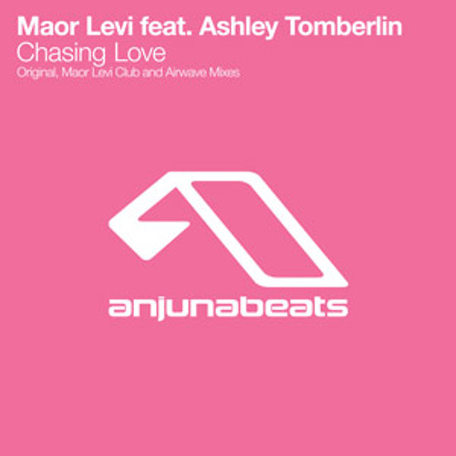 Maor Levi feat. Ashley Tomberlin - Chasing Love (Maor Levi Club Mix)