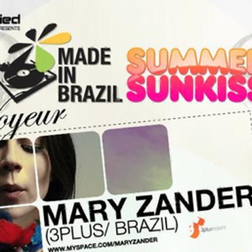 Mary Zander - MiB Party @ Voyeur - San Diego