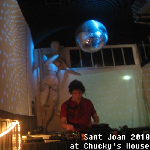 Sant Joan at Chucky's House