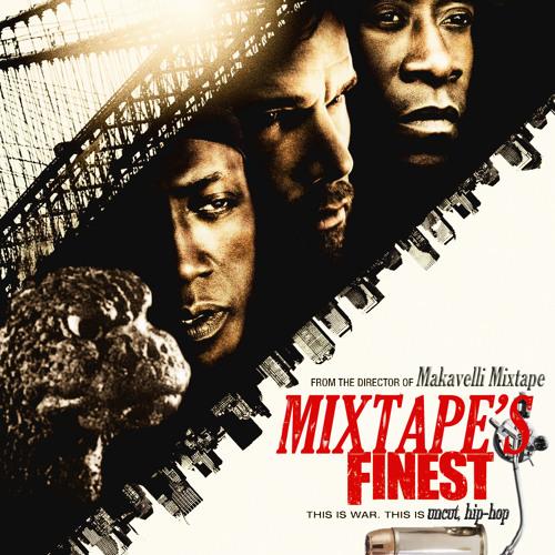Mixtape's Finest- Uncut Hip-hop........