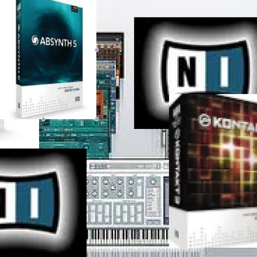 Native Instruments Music Producers (House, RnB, Funk, Disco, Tribal)