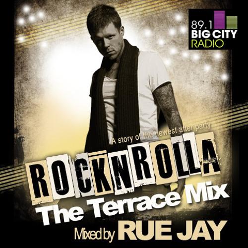 ROCKNROLLA (The Terrace Mix) Vol. 1