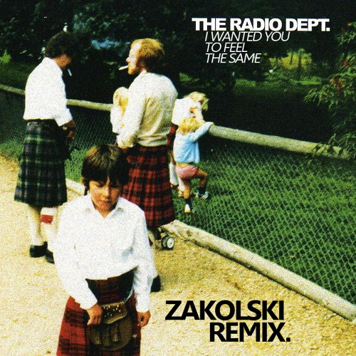 The Radio Dept - I Wanted You To Feel The Same (Twinsen Remix) - (Download in description)