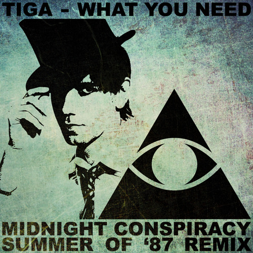 Tiga - What You Need (Midnight Conspiracy Summer of '87 Remix) *Free Download*