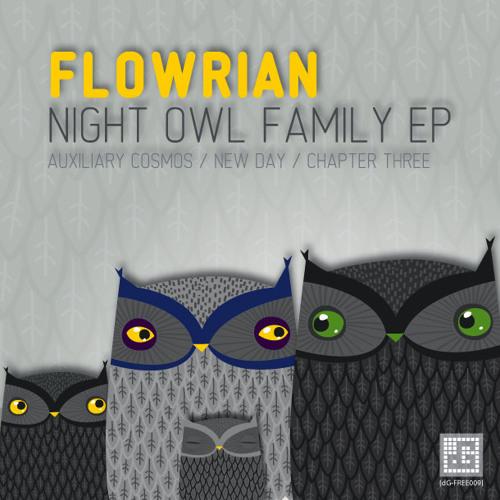 Flowrian - Night Owl Family EP [dG-FREE009]
