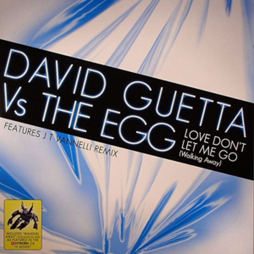 David Guetta vs The Egg -Dont Let Me Go (Mobin Master bootleg remix)