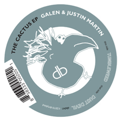 GALEN & JUSTIN MARTIN - DUST DEVIL