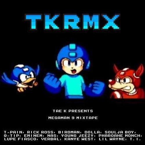 MEGAMAN 9 TKRMX