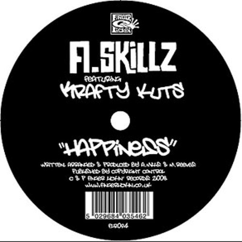 A Skills&Krafty Kuts - Happiness (Dan Rave Re Rub)