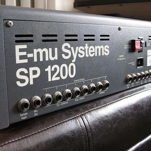SP-1200 Beats
