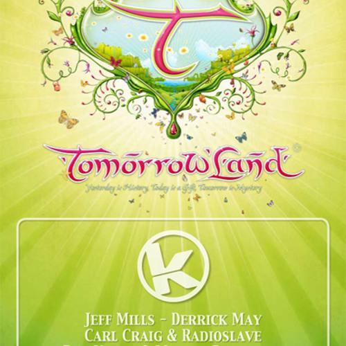 Spacid @ Tomorrowland 2010 mix
