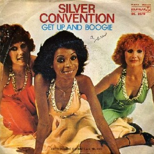 Silver Convention - Get Up And Boogie (Yasumo Remix)