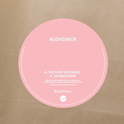 Audiojack - Shakedown (Original)