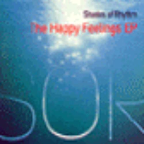 01 Shades Of Rhythm - Happy Feelings - ZTT - Vinyl