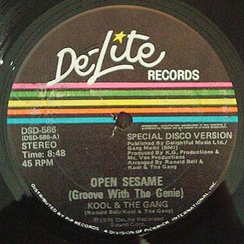 DJ Mila - Get down with the genie (Kool & the Gang edit)