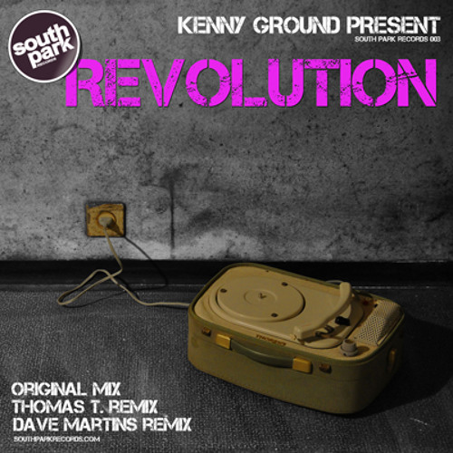 Kenny Ground - Revolution (Original mix)