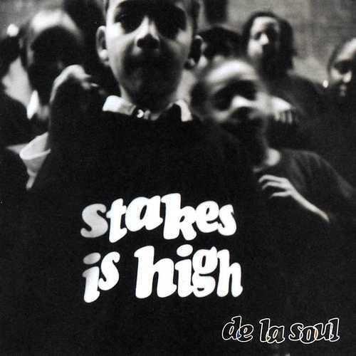 De La Soul - Stakes Is High (Jazz Blend Mix)