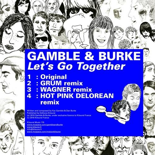 Let's Go Together (Hot Pink Delorean Remix)