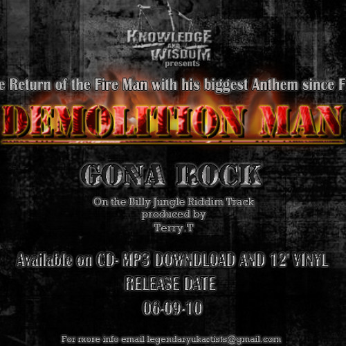 Gona Rock-Demolition Man