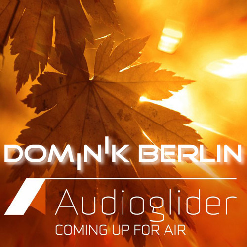 Audioglider - Coming up for air (Not Official Remix)