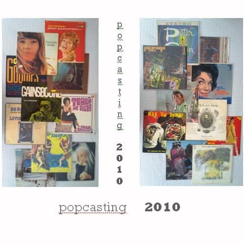 Popcasting Summer 2010 mixtape