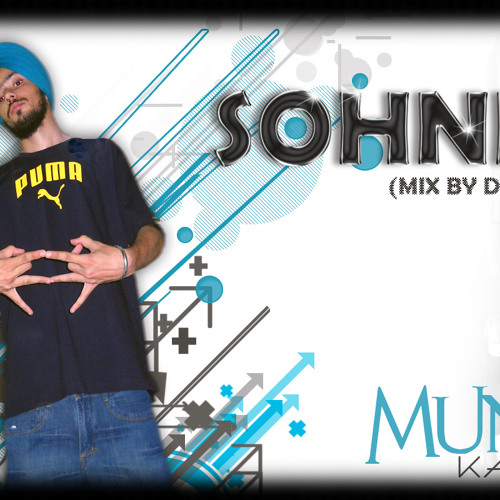 SOHNIYE- Munda kamSI (Mix By DJ Harpreet)