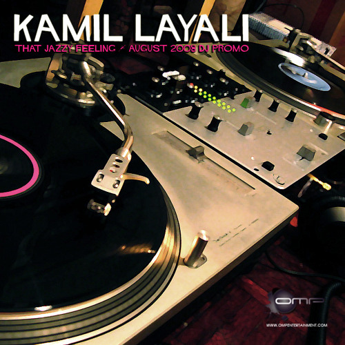 Kamil Layali - That Jazzy Feeling