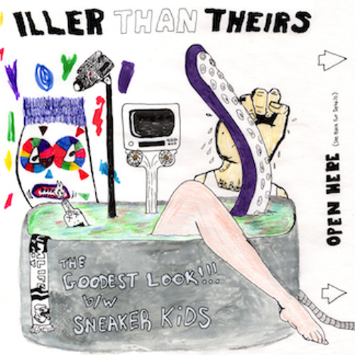 """Iller Than Theirs """"Sneaker Kids"""""""