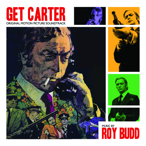 Looking For Someone (Get Carter OST)-Roy Budd