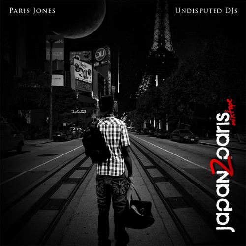 JAPAN2Paris Mixtape