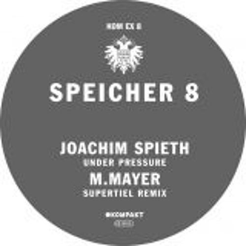 JOACHIM SPIETH - UNDER PRESSURE (KOMPAKT EXTRA 08)