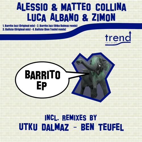 Luca Albano & Zimon - Balisto (Ben Teufel remix)