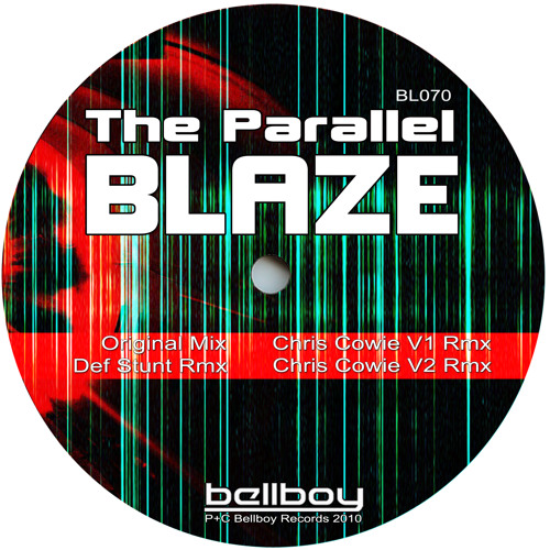 Blayze - Parallel (Def Stunt Remix) [Hook and Bellboy Records]