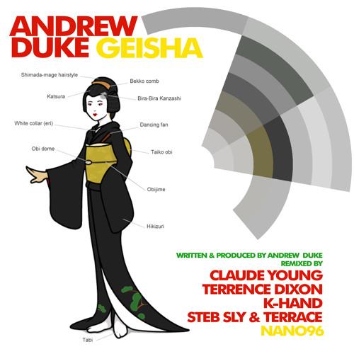 Andrew Duke_Geisha_K-HAND remix