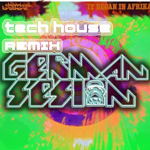 It Began In Afrika  - germansesion TECH-HOUSE remix 2010