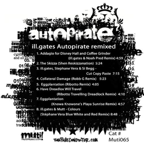 ill.gates - Eggplantation (Ribotto Remix)