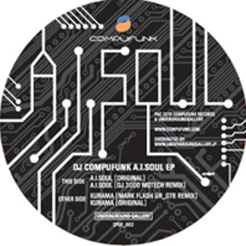 DJ COMPUFUNK - Kurama (Original)