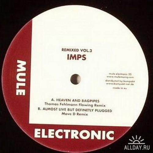 Minilogue, Decoy, IMPS - Almost Live But Definetly Plugged (Move D Remix)