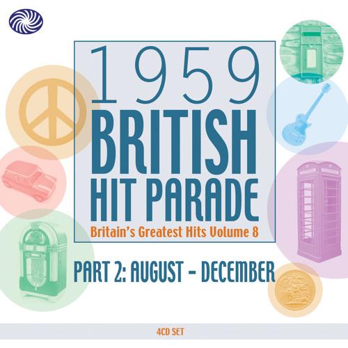 Various - 1959 British Hit Parade Part 2: August - December