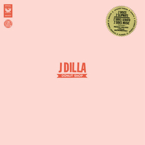 You Can't Hold A Torch (Busta Instrumental)- j dilla