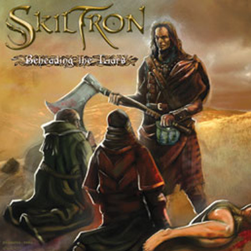 Skiltron - Prying is Nothing