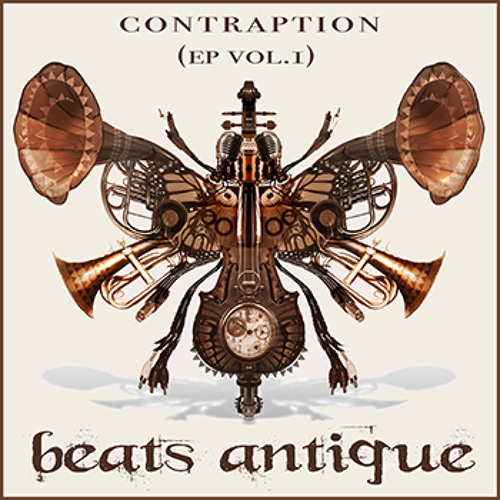 Beats Antique - Roustabout (Bassnectar Remix)