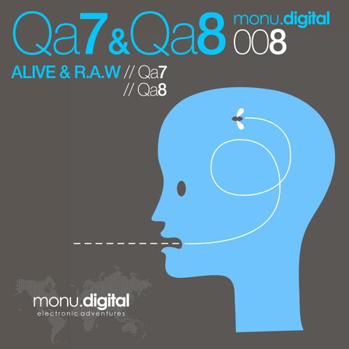 Alive & R.A.W. - QA7
