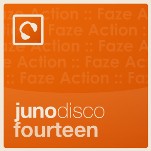 """Juno Disco 14 mixed by Faze Action - click """"buy on juno"""" for full tracklisting"""