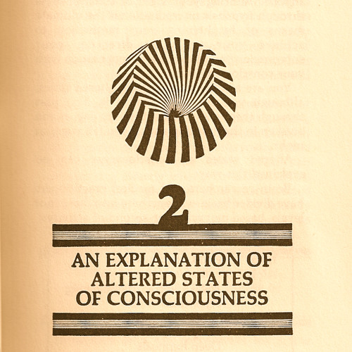 An Explaination of Altered States of Consciousness