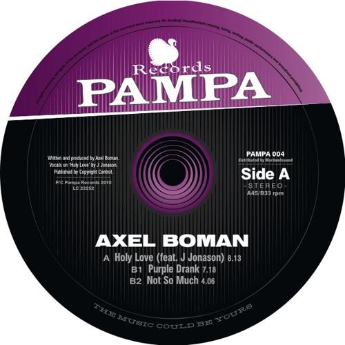 Axel Boman - Purple Drank