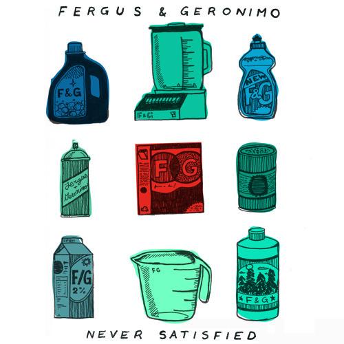 Fergus & Geronimo - Turning Blue