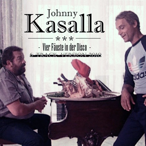 Johnny Kasalla - Vier Faeuste in der Disco (EP for free)