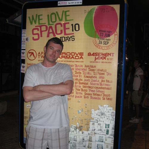BenSol @ WeLove Space Ibiza 180710